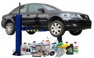 INTERTUNE Vehicle servicing
